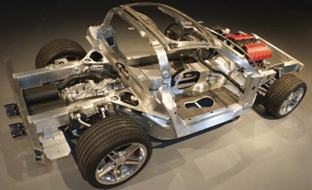 What does the future hold for chassis/frame design